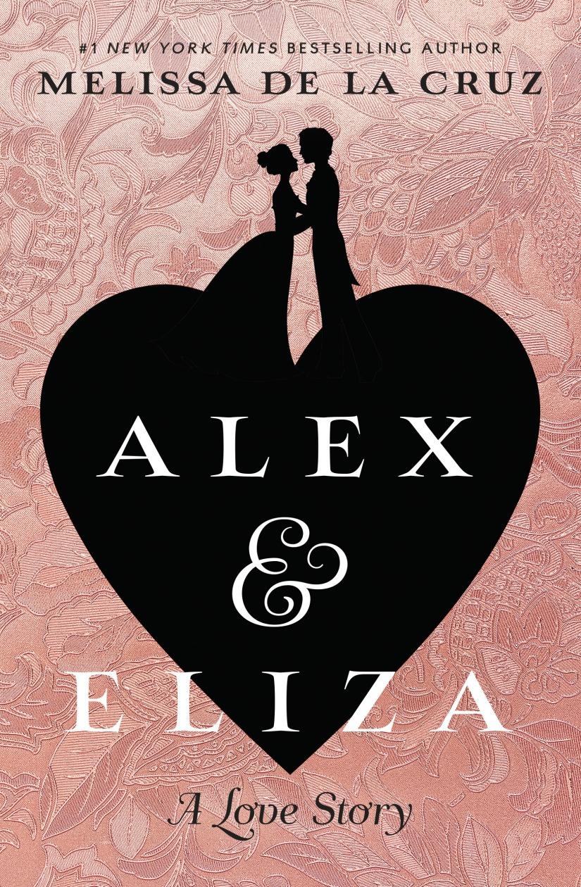 Alex and Eliza Cover