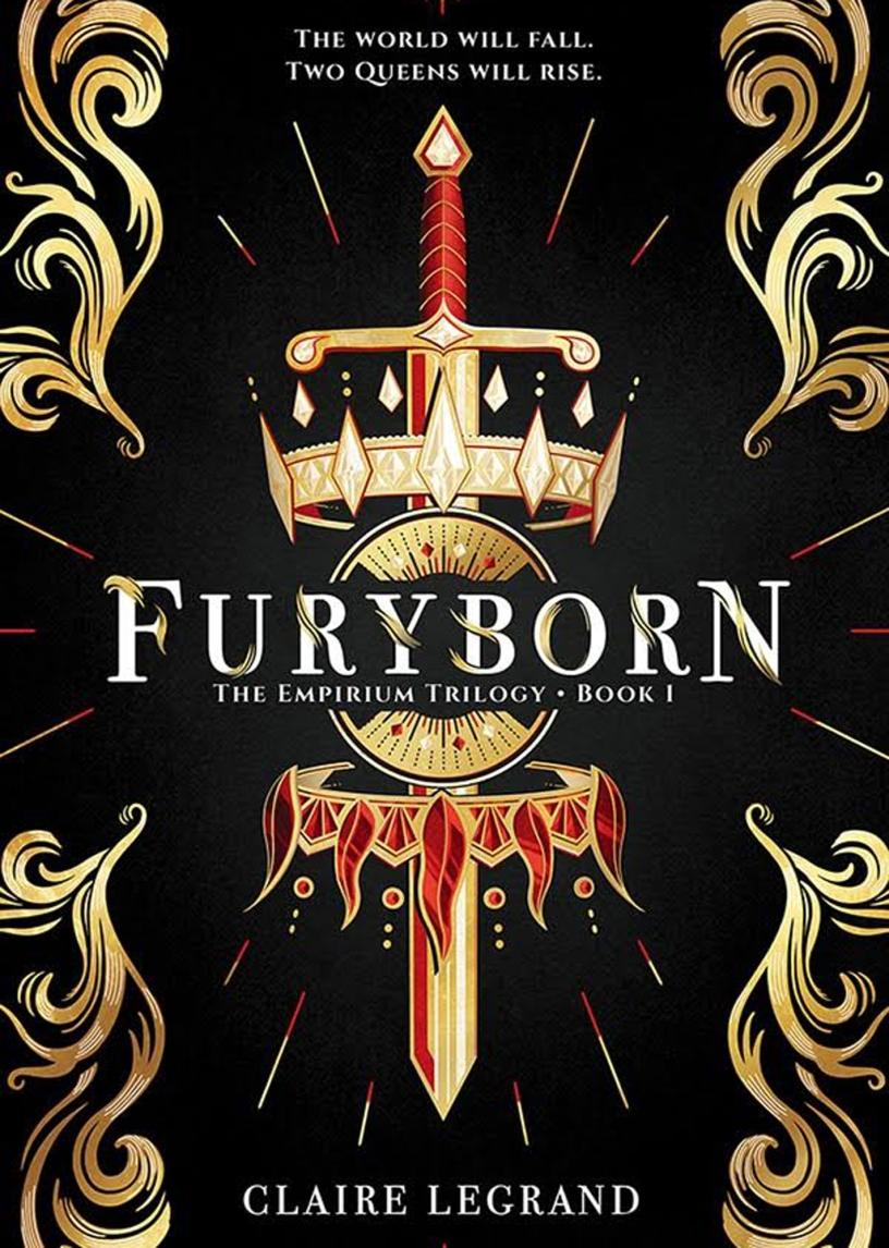 Furyborn book tour reveal