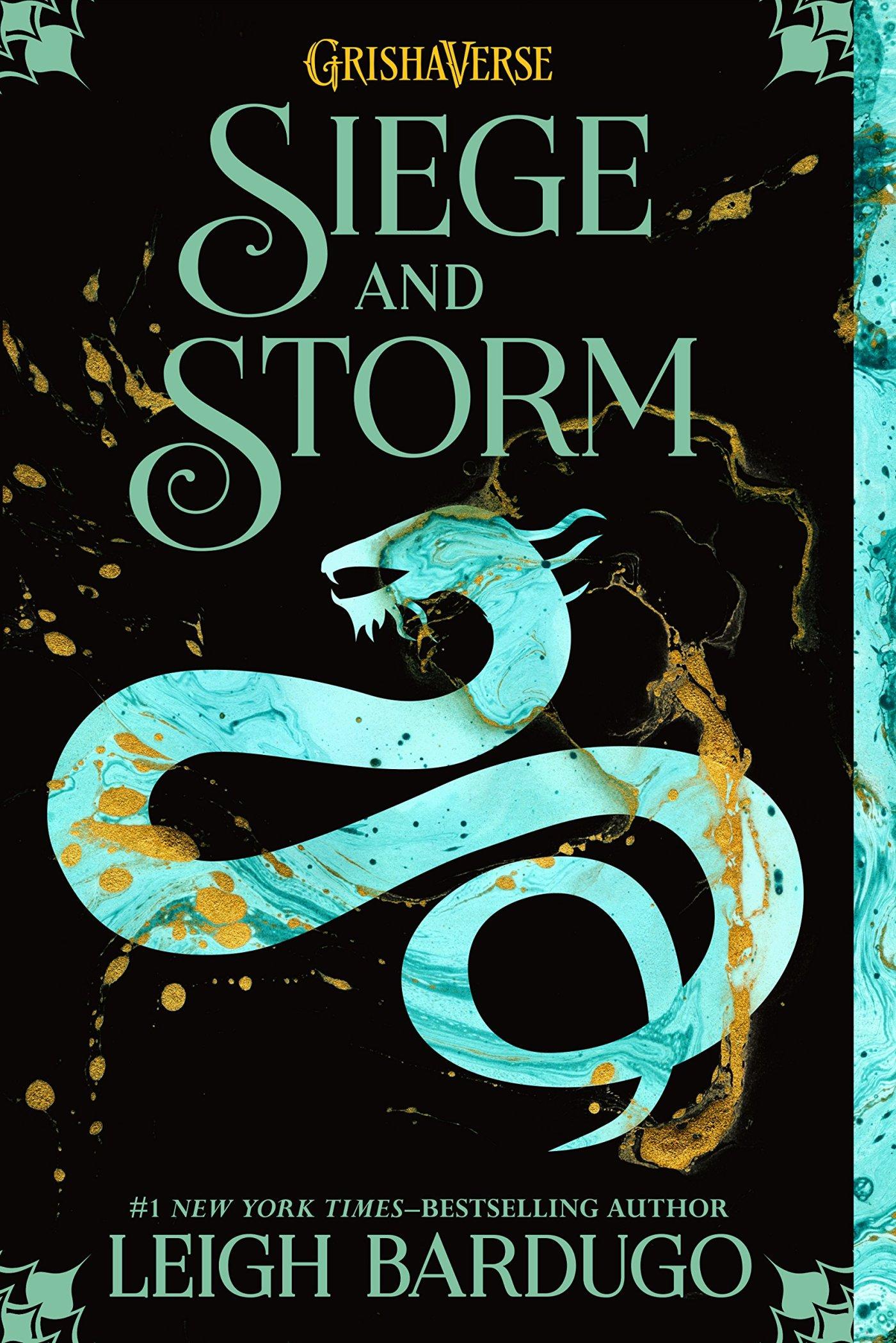 Siege and Storm Leigh Bardugo