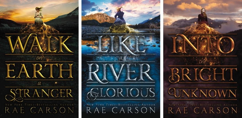 The Gold Seer Trilogy - Rae Carson