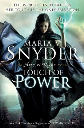 touch-of-power-the-healer-series-book-1